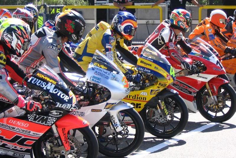 Fotospomienka na Grand Prix v Brne 2005-2019 od Ctibora Adama