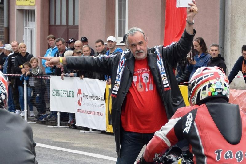 Rudo Mladý oslavuje 60 rokov