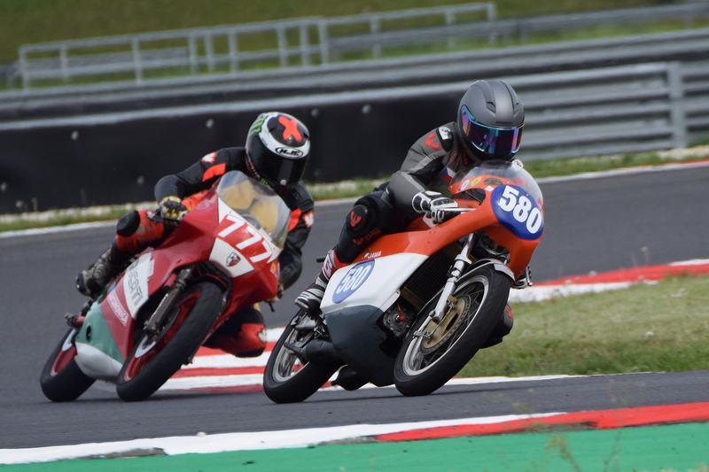 Podujatie MMSR Vintage a Ducati Slovakia Cupu sa 1. septembra neuskutoční