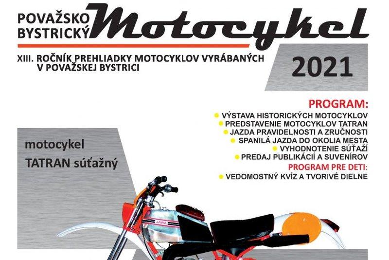Považskobystrický motocykel 2021