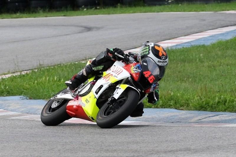 Výsledky z podujatia MMČR mini racing a FIM Alpe Adria MiniGP Series v Chebe