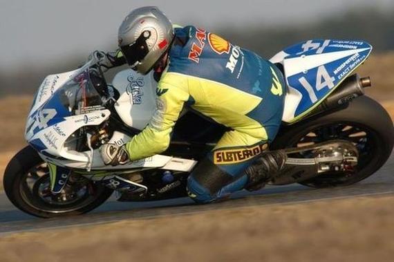 Rok 2006 bol poslednou Macovou aktívnou sezónou v úlohe pretekára