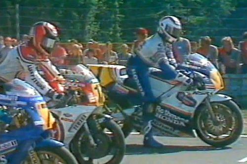 Video: Grand Prix ČSSR Brno 1988 – 500 ccm