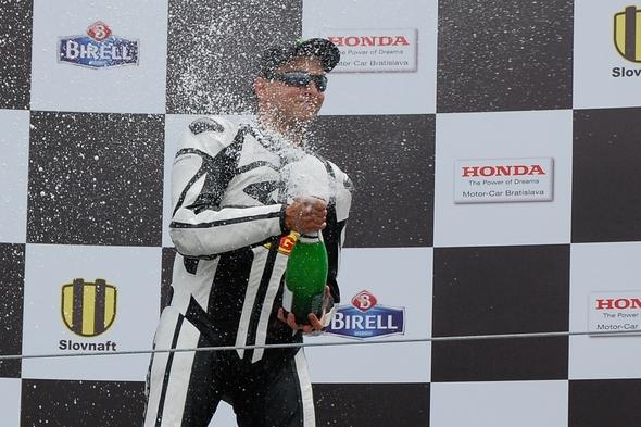 Team SG FIX racing na Veľkej Cene Slovenska
