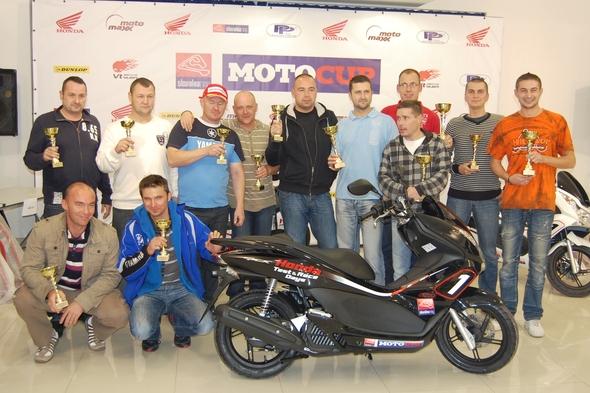 Z vyhodnotenia Moto Cupu