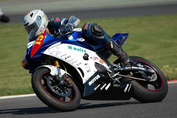 Martin Durdík sa stal šampiónom IMRC v triede Superstock 600