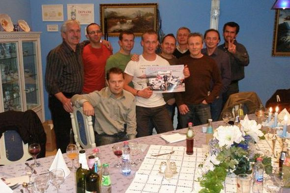 Motovia moto club racing ocenil svojich reprezentantov