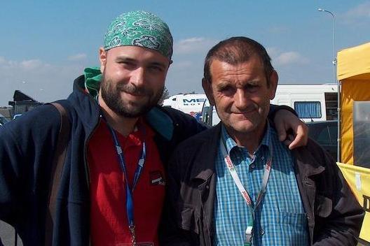 Moje prvé osobné stretnutie s Pavlom Dekánkom na Alpe Adrii v Brne v roku 2006