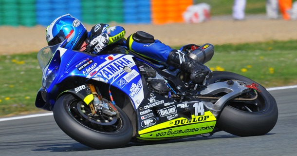 Maco Racing Team na Bol d´Or