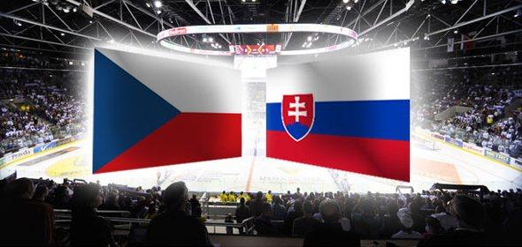 V piatok na hokej Česko – Slovensko!