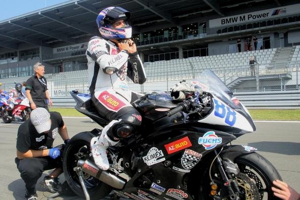 Černý si priviezol z Nurburgringu pekný bodový prídel