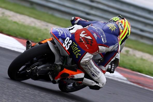 Jantulík zabodoval na Schleizi, chystá sa na GP v Brne