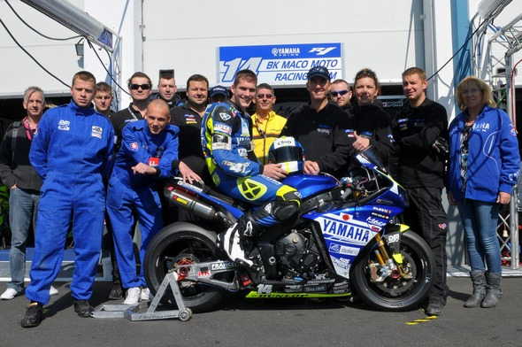 Maco Racing Team sa pripravuje na Le Mans