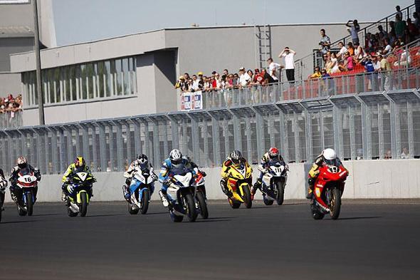 Prvé kolo Moto Cup