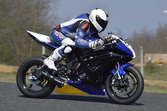Cez víkend absolvoval prvé testy s novou motorkou a novým tímom