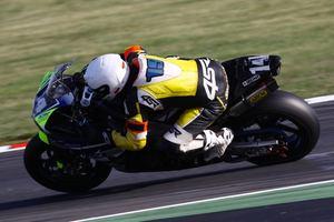Poliak Pawel Szkopek má rovnako skúsenosti s tímom Maco Racing